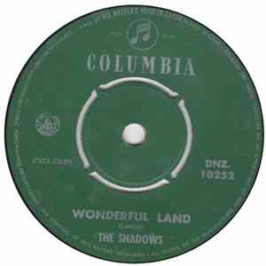 The Shadows - Wonderful Land Album