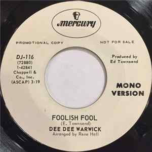Dee Dee Warwick - Foolish Fool Album
