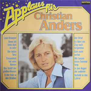 Christian Anders - Applaus Für Christian Anders Album