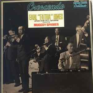 "Earl ""Fatha"" Hines And His All-Stars - Gene Norman Presents Gene Norman Presents Earl ""Fatha"" Hines And His All Stars Featuring Muggsy Spanier Album"