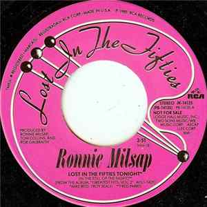 Ronnie Milsap - Lost In The Fifties Tonight (In The Still Of The Night) Album